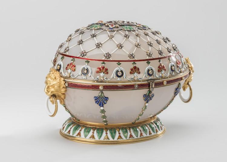Il museo di *Fabergé* изображение