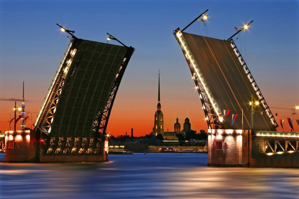 L'apertura dei ponti